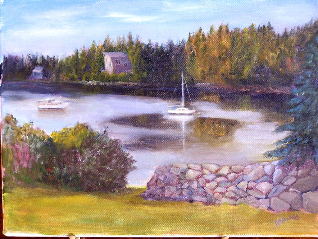 Hidden Maine Cove